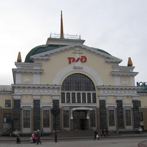 Железнодорожные вокзалы Кеми